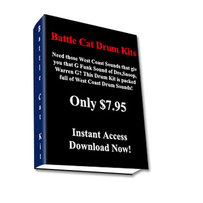 Product picture Battle Cat Drum Samples and Drum Kits