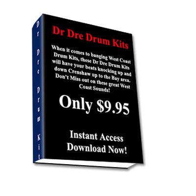 Product picture Drum Kits,Drum Samples Dr. Dre Style